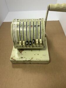 Paymaster Check Writer Locked Protection Series X 550
