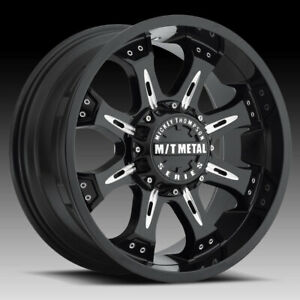 Mickey Thompson 164b Mm 164b Black 20x9 5x5 5 5x150 18mm 90000022583