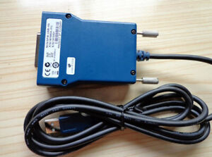 Interface Adapter National Instrumens Ni Gpib usb hs Controller Ieee 488 Cable