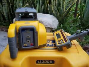 Spectra Precision Ll300s Self Leveling Rotary Laser Level