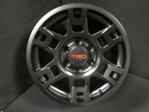 17 X 8 Wide Pro Sema Style Wheels Rims Fits Toyota Fj Cruiser 4runner Tacoma