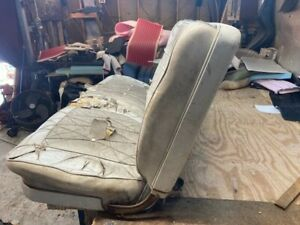 1964 Deville Bucket Seats And Console