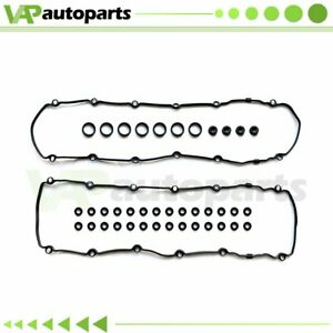 Valve Cover Gasket W grommets For Lincoln Ford Thunderbird 3 9l Dohc