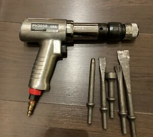 Snap On Tool Ph3050 Air Hammer With Bits