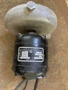 Bodine Electric Company Nse 11 Universal Motor 115v 1 25hp 5000rom High Speed