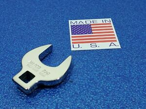 Used Matco 7 8 Crows Foot Socket Mcfs28 3 8 Drive Free Shipping Hand Tool Lot