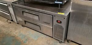 Turbo Air 48 Refrigerated Chef Base Tcbe 48sdr