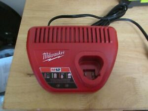 Milwaukee M12 Battery Charger Model 48 59 2401