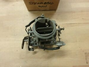 Rebuilt Stromberg Ww 2 Barrel Carburetor 1962 65 Dodge Plymouth Mopar 273 318