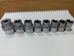 Hazet Socket Set 3 8