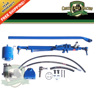 5000pskit New Power Steering Add On Kit For Ford 5000 7000 5600 6600 7600