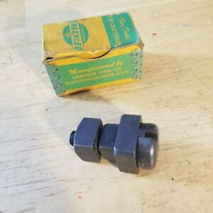 Greenlee No 731 5 8 Radio Chassis Punch