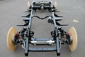 1947 53 Chevy Truck Art Morrison gt Sport Metalworks Rolling Chassis Package