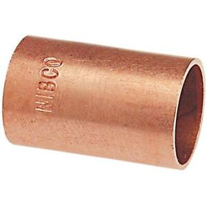 3 4 Copper Coupling Elkhart Products Corporation 5 Pack Solder