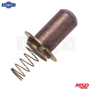 Msd Low Resistance Bushing Distributor For P N 8365 1 Piece