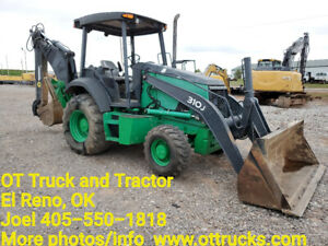 2012 John Deere 310j 4wd Backhoe Loader Extendahoe 18ft Dig 2647hrs Used