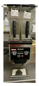 Bunn Mhg Commercial Dual Hopper Coffee Grinder And Commercial Brewer Combo