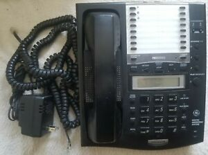 Ge Phone Digital Answering System Pro Series 4 Mail Boxes Model 2 9985a Speaker