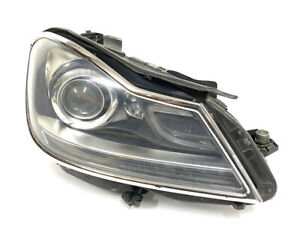 W204 Mercedes 2012 14 C250 C Class Passenger Headlight Xenon Assembly Complete