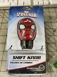 Pilot Automotive Universal Marvel Spiderman Shift Knob Mvl 0401 Damaged