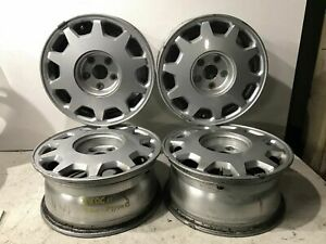 1995 1997 Lexus Ls400 16 Inch Alloy Wheel Rim Set Of 4 Factory Oem 5x4 5mm