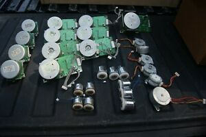 Lot Of 37 Nidec Servo Brushless Stepper Motors