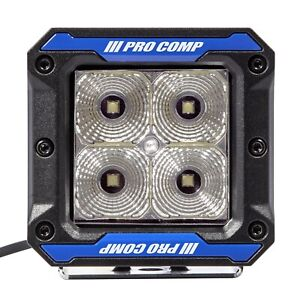 Brand New Pro Comp Suspension 76413p S4 Gen3 Flood Light