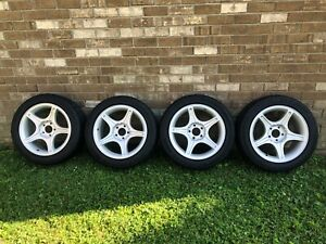 17 Oem Ford Mustang Factory Alloy Wheels Rims Tires 560 3307 1999 2004