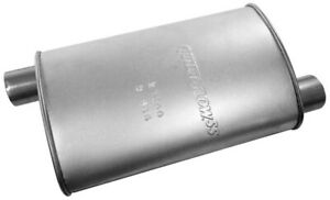 Walker Exhaust 21690 Quiet Flow Ss Muffler Direct Fit