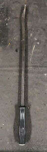 Snap On Tools Usa Spbs24 Black Hard Handled 24 Striking Pry Bar