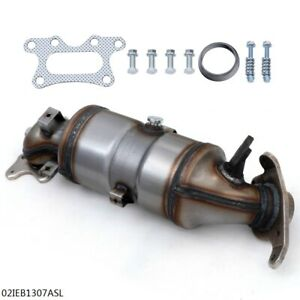 Fit For 2006 2011 Honda Civic 1 8l Exhaust Manifold Catalytic Converter W Gasket
