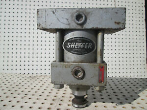 Sheffer Hydraulic Cylinder 4hhrhfikp For A Press