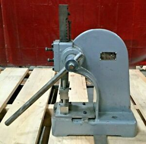 Phase Ii Arbor Press 1 Ton Manual Vice