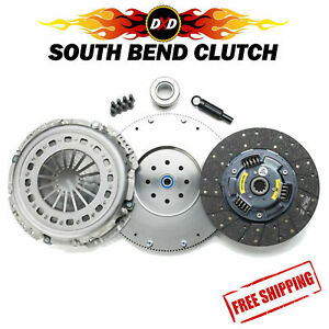 Southbend Stage2 Heavyduty Organic Clutch For 94 04 Dodge Cummins Nv4500 5 Speed