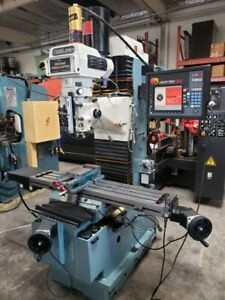 2011 Swi Southwest Industries Trak Dpm 3 axis Cnc Bed type Mill Milling Machine