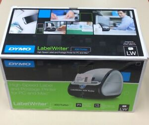 Dymo 450 Turbo Lablewriter For Labels And Postage Printer Pc mac
