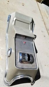 1962 1963 Original Gm Olds Oldsmobile Center Floor Shift Console