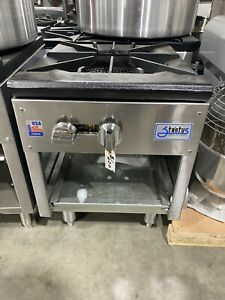 Commercial Stock Pot Stove