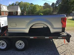 Ford Super Duty F250 F350 8 Truck Bed 2020 Color Is 2020 Only Bare Bed