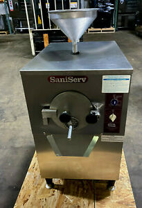 Saniserv B 5a 5 Qt Countertop Batch Ice Cream Freezer fully Refurbished