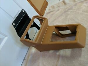Vw Mk1 Rabbit Gti Westmoreland Center Console Tan Oem