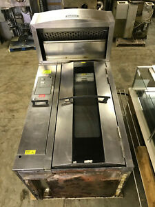 Baxter Ov500g1 Natural Gas Rotating Single Rack Bakery Roll In Convection Oven