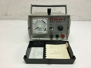 Westinghouse Accutrol 300 M3013 Adjustable Frequency Controls Service Analyzer