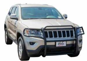 Westin Black Sportsman Grille Guard For 2014 2020 Jeep Grand Cherokee 40 3815