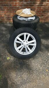 Lincoln Mkc Winter Wheel And Tire Package Fits Ford Escape Others