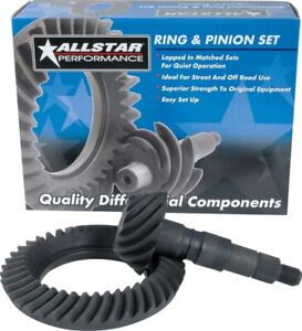 Allstar Performance All70018 Ford 9 In Ring And Pinion Set 4 30 1 Ratio