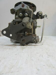 1961 1968 Dodge Truck 4334s Carter Carburetor Nos