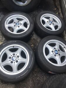 Bmw Z3 M Style 40 Wheels E36 Roadster Coupe Oem