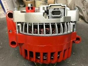 250 Amp High Amp Red Alternator Ford F 250 Excursion 6 0l Diesel 2003 2004 2005