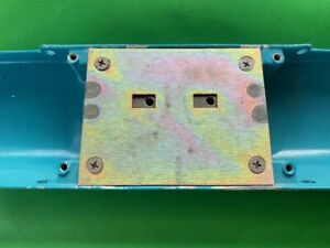 1955 55 1956 56 1957 57 Chevy Pontiac Safari Nomad Liftgate Guide Plate New